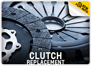 Click to Learn More About our Clutch Repalcement Interior & Exterior Repair Service in Beaverton, OR