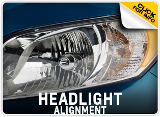 Click to View Our Chevrolet Headlight Alignment Interior & Exterior Service Information in Beaverton, OR