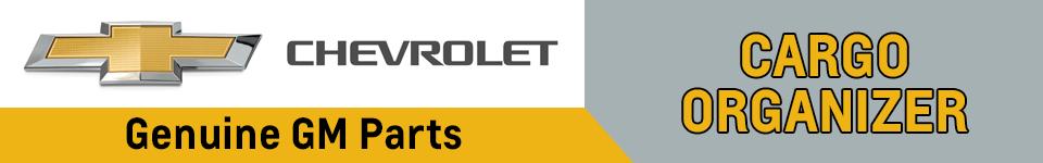 Chevrolet Cargo Organizers Parts Information in Beaverton, OR