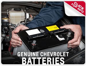 Browse our genuine Chevy battery parts information at Carr Chevrolet in Beaverton, OR
