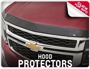 Browse our hood protectors parts information at Carr Chevrolet in Beaverton, OR