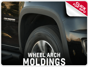 Click to view our Factory Approved Chevrolet Wheel Arch Moldings information in Beaverton, OR