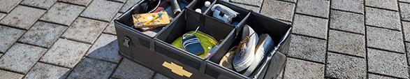 Buy genuine Chevrolet Cargo Organizers at Carr Chevrolet