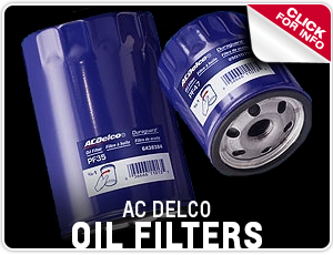 Click to view our AC Delco Oil Filters information in Beaverton, OR