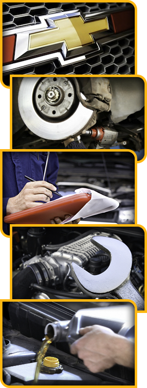 Carr Chevrolet Service Department in Beaverton, OR
