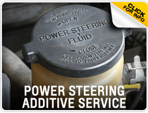 Click to Learn More About our Power Steering Additive Service in Beaverton, OR