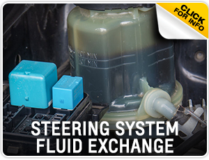 Click to Learn More About our Steering System Fluid Exchange Service in Beaverton, OR