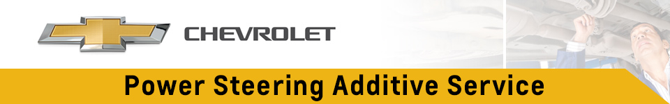 Click to Schedule Your Chevrolet Power Steering Additive Service in Beaverton, OR