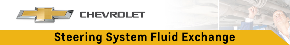 Click to Schedule Your Chevrolet Steering System Fluid Exchange Service in Beaverton, OR