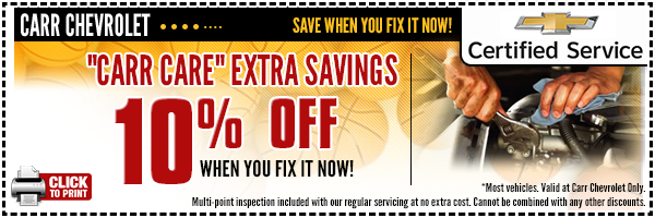 fl layne in service victory chevrolet serviceandpartsspecials myers fort coupons