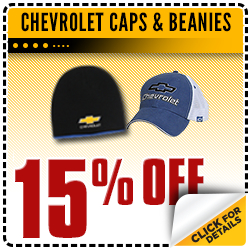 Click to save with this Carr Chevrolet parts department special offer on Chevy caps & beanies in the Portland, OR area