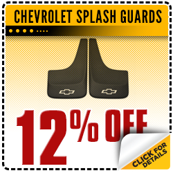 Click to view this Molded Splash Guard Chevrolet parts special offer in Beaverton, OR