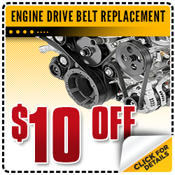 Click to View Our Carr Chevrolet Engine Drive Belt Replacement Service Special in Beaverton, OR