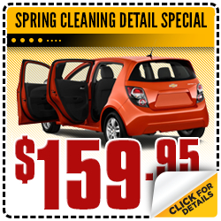 Click to View Our Carr Chevrolet Spring Cleaning Detail Service Special in Beaverton, OR