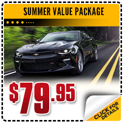 Click to View Our Carr Chevrolet Summer Value Package Service Special in Beaverton, OR
