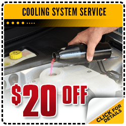 Save on Your Cooling System Service at Carr Chevrolet in Beaverton, OR