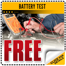 Browse our complimentary battery test service special at Carr Chevrolet in Beaverton, OR