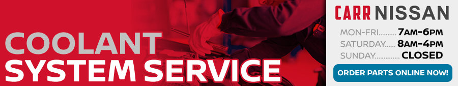 Nissan Air Conditioning Service Information at Carr Nissan serving Portland, Oregon