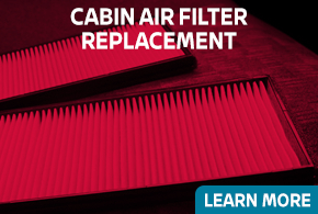 Learn more about Nissan cabin air filter replacement service at Carr Nissan in Beaverton, OR
