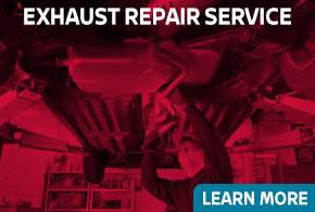 Click to View Exhaust Repair Service Information