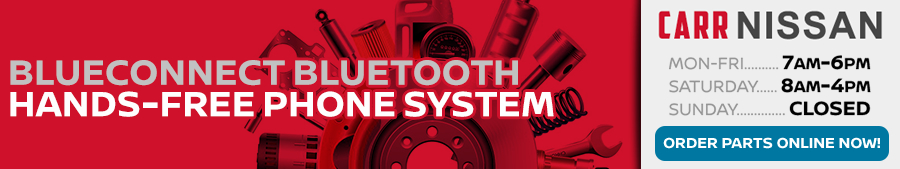 Genuine Nissan BlueConnect Bluetooth Hands-Free Phone System Parts Information in Beaverton, OR