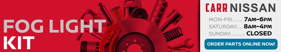 Nissan Fog Light Kit Parts Research in Beaverton, OR