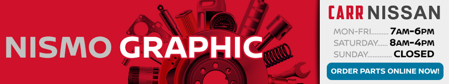 NISMO Graphics Parts Information in Beaverton, OR
