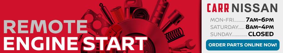 Genuine Nissan Remote Engine Start in Beaverton, OR