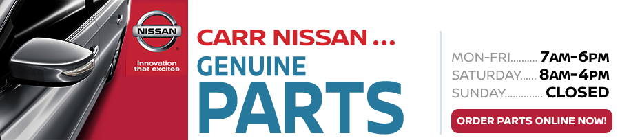 Genuine Nissan Parts & Accessories in Beaverton, OR