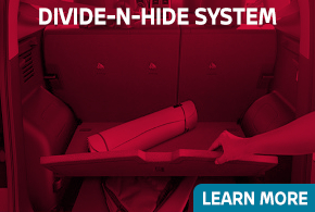 Learn more about genuine Nissan Divide-N-Hide System - click to read more information at Carr Nissan in Beaverton, OR