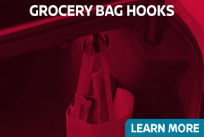 Learn more about genuine Nissan Grocery Bag Hooks - click to read more information at Carr Nissan in Beaverton, OR