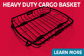 Learn more about genuine Nissan Heavy Duty Cargo Baskets - click to read more information at Carr Nissan in Beaverton, OR