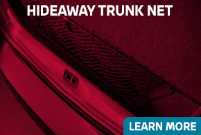 Learn more about genuine Nissan Hideaway Trunk Net - click to read more information at Carr Nissan in Beaverton, OR