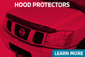 Learn more about genuine Nissan Hood Protectors - click to read more information at Carr Nissan in Beaverton, OR