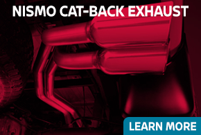 Click to research our NISMO Cat-Back Exhaust System in Beaverton, OR