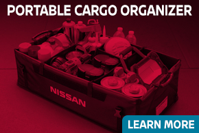 Learn more about genuine Nissan Portable Cargo Organizer - click to read more information at Carr Nissan in Beaverton, OR