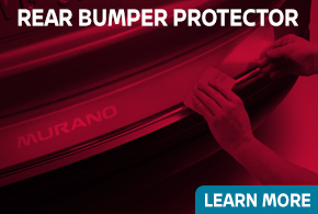 Learn more about genuine Nissan Rear Bumper Protector - click to read more information at Carr Nissan in Beaverton, OR
