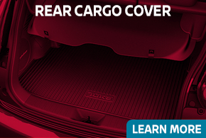 Click to Research Our Nissan Rear Cargo Cover in Beaverton, OR