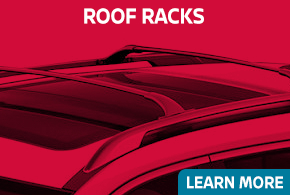 Click to learn more about geuine Nissan roof racks in Beaverton, OR