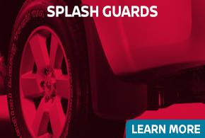 Click to learn more about geuine Nissan splash guards in Beaverton, OR