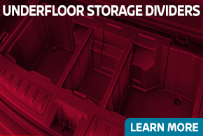 Learn more about genuine Nissan Underfloor Storage Dividers - click to read more information at Carr Nissan in Beaverton, OR