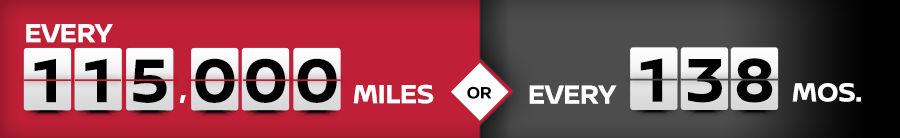 Schedule a 115,000 Mile or Every 138 Months Recommended Service Interval at Carr Nissan in Beaverton, OR