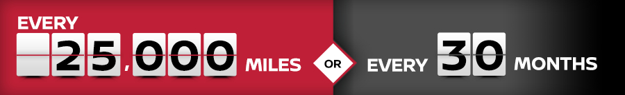 Nissan 25,000 Mile or 30 Month Recommended Service Information in Beaverton, OR