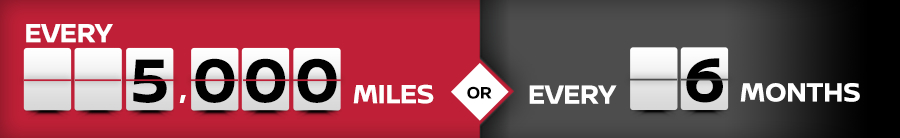 Nissan 5,000 Mile or 6 Month Recommended Service Information in Beaverton, OR