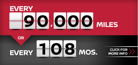 Browse our 90,000 Mile or 108 Month Premium Upgrade Service at Carr Nissan in Beaverton, OR