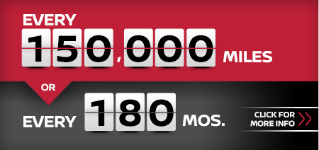 Click to View Our 150,000-Mile or 180-Month Service Interval at Carr Nissan in Beaverton, OR