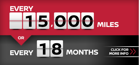 Click to view our Nissan 15,000 Mile or 18 Month Service Information in Beaverton, OR