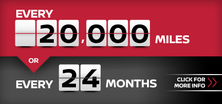 Click to view our Nissan 20,000 Mile or 24 Month Service Information in Beaverton, OR