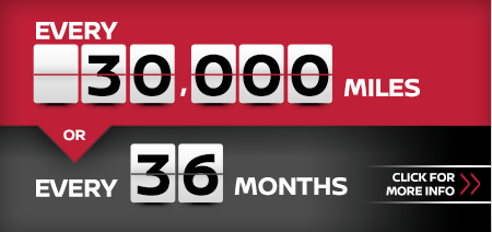 Click to View Our 30,000-Mile or 36-Month Optimal Premium Service Interval at Carr Nissan in Beaverton, OR