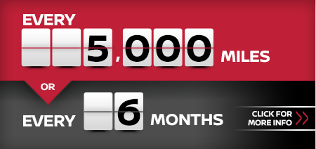 Click to view our Nissan 5,000 Mile or 6 Month Service Information in Beaverton, OR